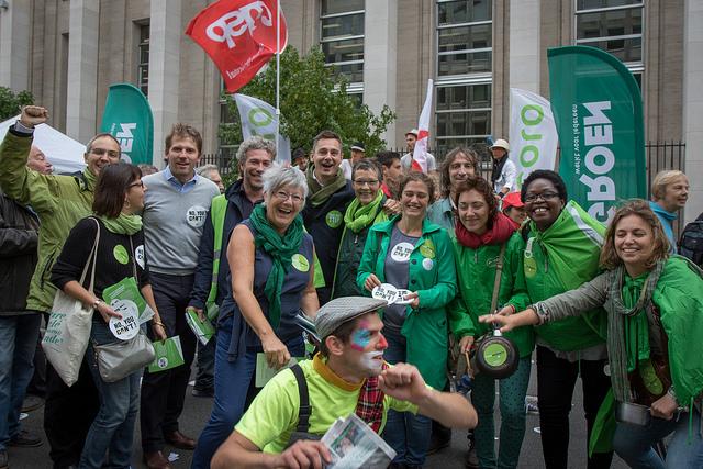 Actualités du groupe Ecolo-Groen d'Evere